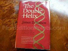 First Edition of The Double Helix