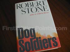 First Edition of Dog Soldiers