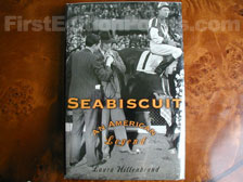 First Edition of Seabiscuit