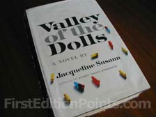 First Edition of The Valley of the Dolls