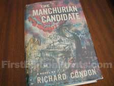 First Edition of The Manchurian Candidate