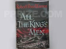 First Edition of All the King