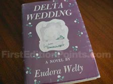 First Edition of Delta Wedding