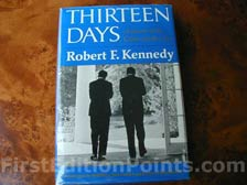 First Edition of Thirteen Days