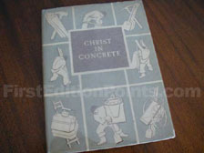 First Edition of Christ in Concrete