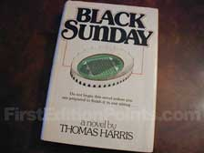 First Edition of Black Sunday