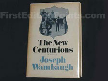 First Edition of The New Centurions