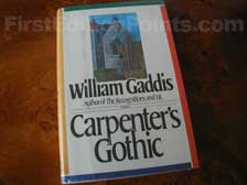First Edition of Carpenter