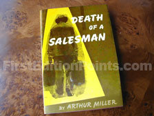 First Edition of Death of a Salesman
