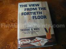 First Edition of The View from the Fortieth Floor