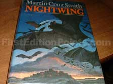 First Edition of Nightwing