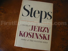 First Edition of Steps