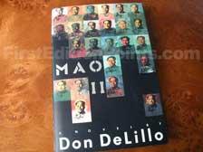First Edition of Mao II