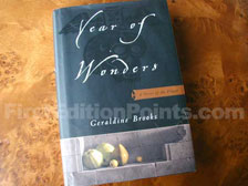 First Edition of Year of Wonders