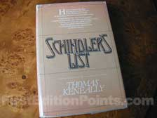 First Edition of Schindler