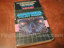 First Edition of Neuromancer