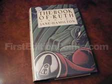 First Edition of The Book of Ruth