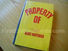 First Edition of Property Of