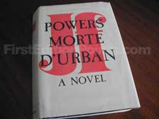 First Edition of Morte D