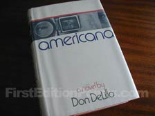 First Edition of Americana