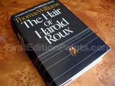 First Edition of The Hair of Harold Roux