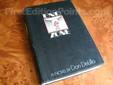 First Edition of End Zone