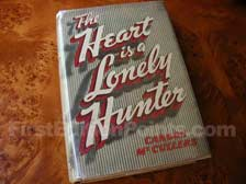 First Edition of The Heart is a Lonely Hunter