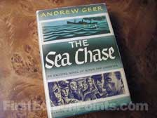 First Edition of The Sea Chase