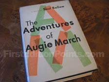 First Edition of The Adventures of Augie March