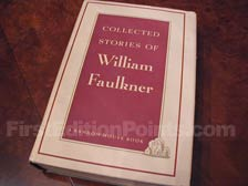 First Edition of Collected Stories of William Faulkner