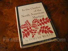 First Edition of In the Garden of the North American Martyrs