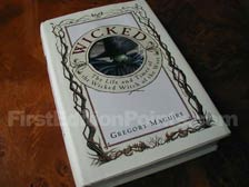 First Edition of Wicked