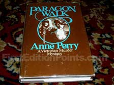 First Edition of Paragon Walk