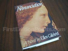 First Edition of The Annunciation