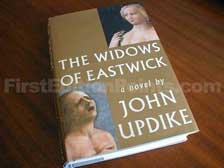First Edition of The Widows of Eastwick