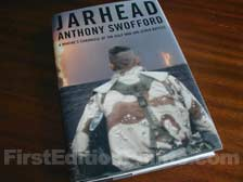 First Edition of Jarhead