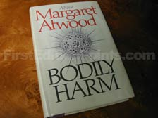 First Edition of Bodily Harm