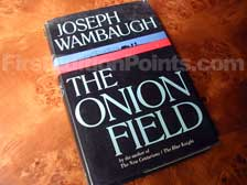 First Edition of The Onion Field