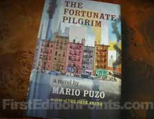 First Edition of The Fortunate Pilgrim