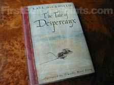 First Edition of The Tale Of Despereaux