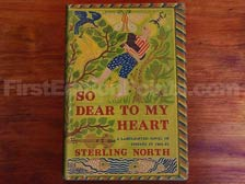 First Edition of So Dear to My Heart