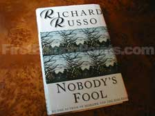 First Edition of Nobody