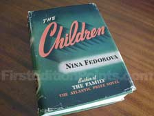 First Edition of The Children