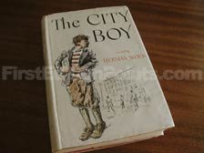 First Edition of The City Boy