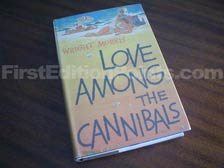 First Edition of Love Among the Cannibals