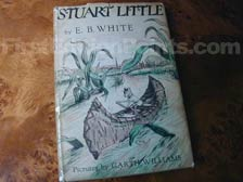 First Edition of Stuart Little