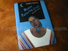 First Edition of Woman Hollering Creek and Other Stories
