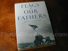 First Edition of Flags Of Our Fathers