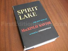First Edition of Spirit Lake