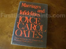 First Edition of Marriages and Infidelities